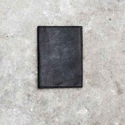 Slim Black Wallet