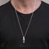 Birdman Silver Necklace