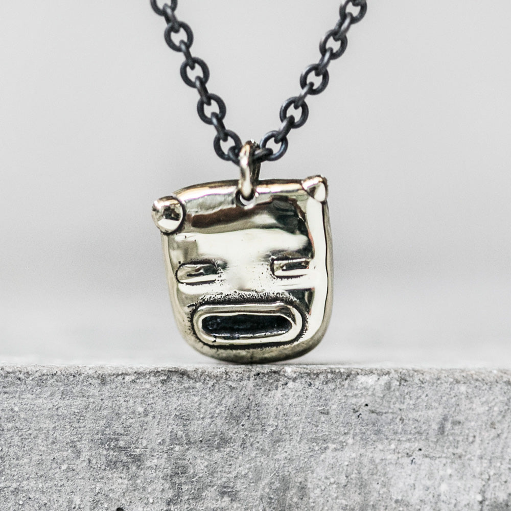 Nerd Monster Necklace
