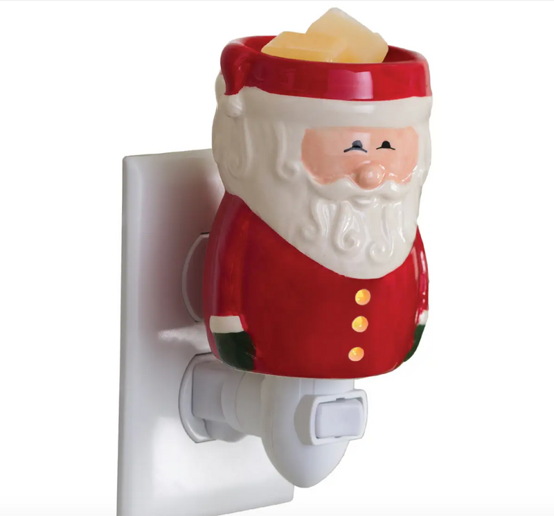 Santa Pluggable Wax Warmer