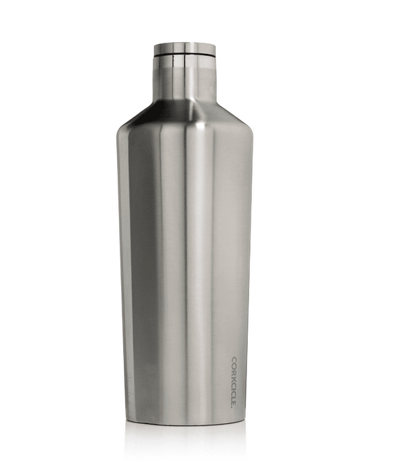 Corkcicle Canteen 60oz - Steel - Gigi's & Doc's