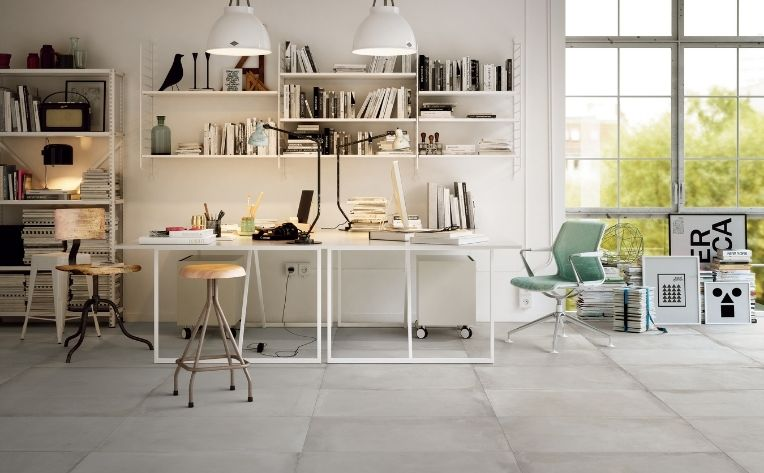 Choosing the Best Flooring For Your Home Office