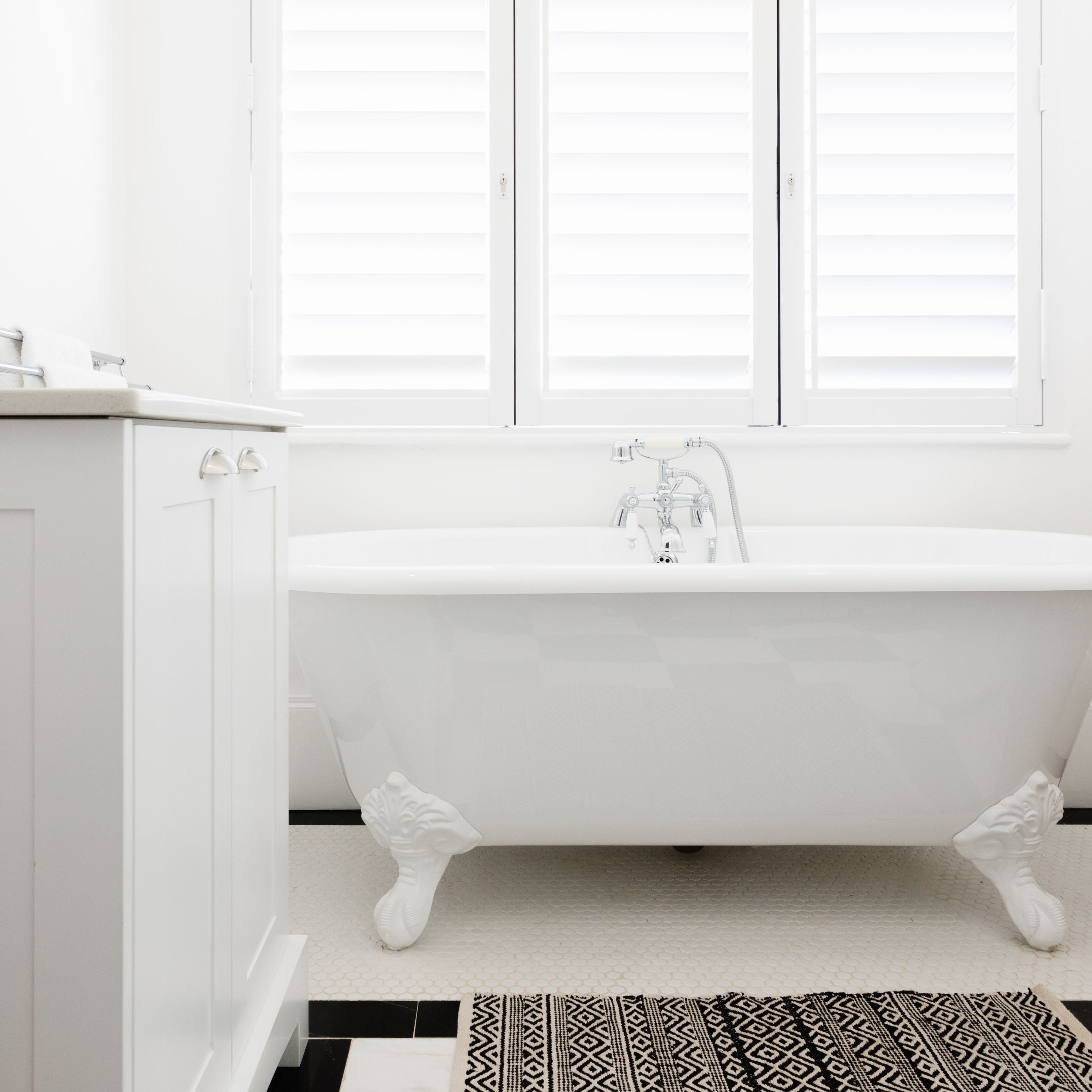 Is wood an ideal flooring option for your bathroom?