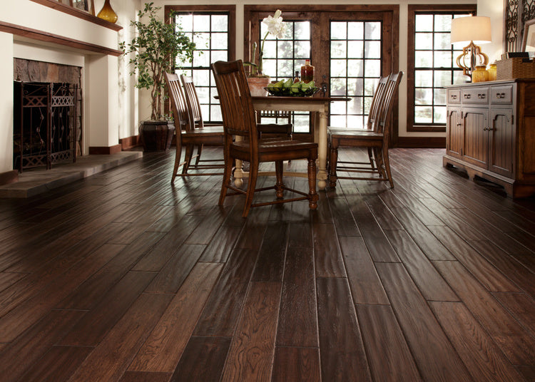 Benefits to Having Hardwood Floors