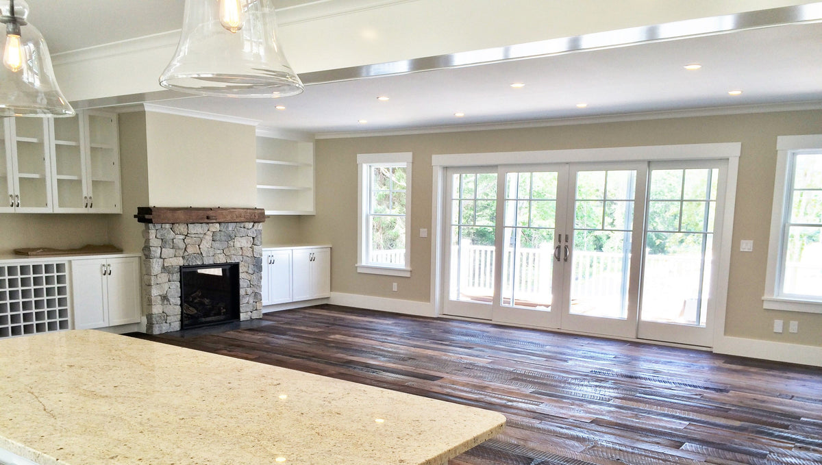 Advantages on Site-Finished Solid  Hardwood floors
