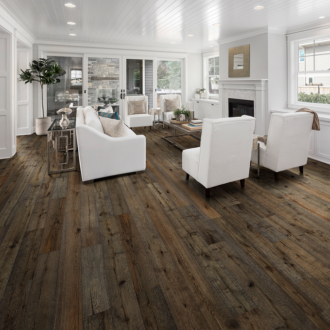 HARDWOOD FLOORING IS THE ENVIRONMENTALLY FRIENDLY CHOICE