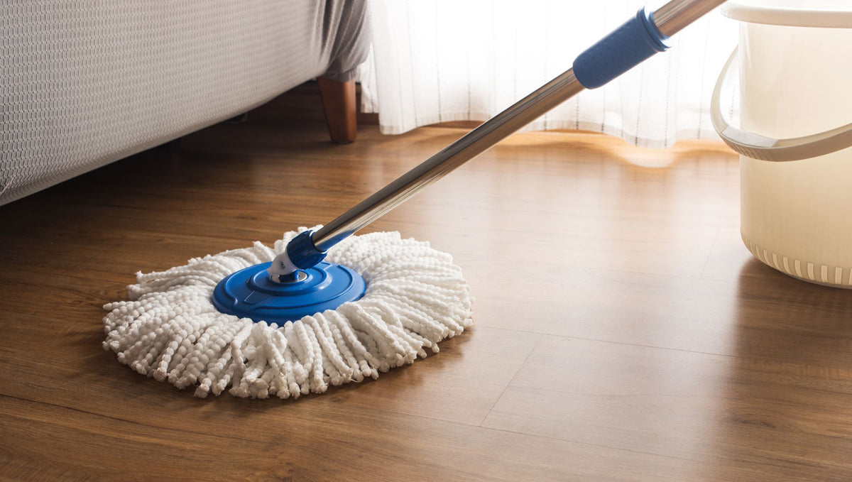 What Floors Are Easiest to Clean?