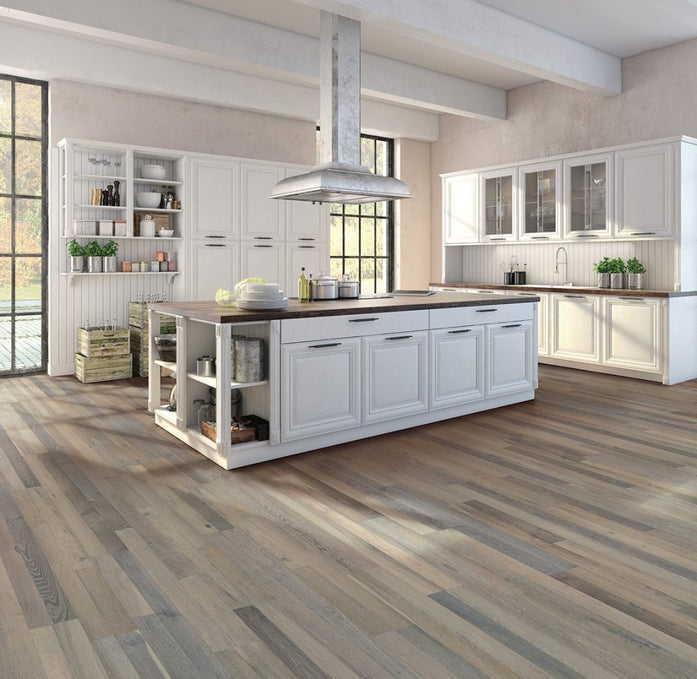 What Is The Best Wood Flooring For Kitchens?