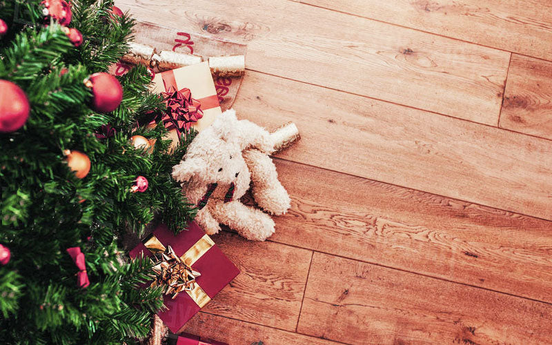 All I Want for Christmas is Laminate … or Hardwood Floors?