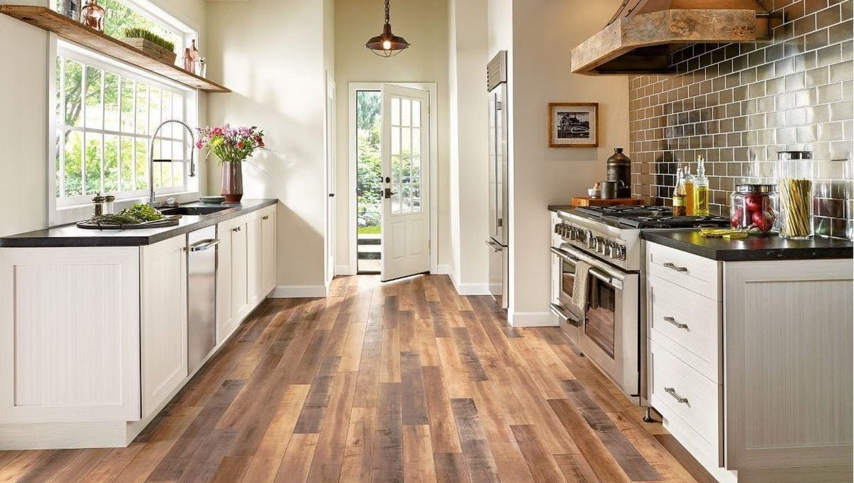 Vinyl Kitchen Flooring Trends for 2021