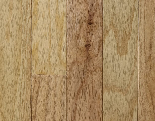 Engineered Red Oak Hardwood