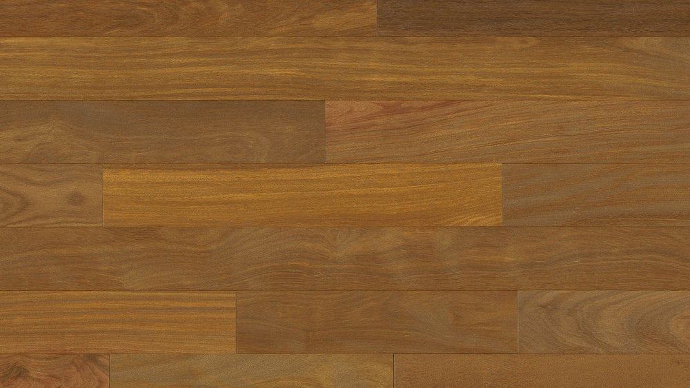 Hardwood BRAZILIAN CHESTNUT WIREBRUSH NATURAL BCH344WB1000 TEXTURED FLOORING