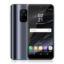 "Load image into Gallery viewer, Dual 3G Sim Smartphone Android 8.1 5.5"" 18:9 Full Screen 1GB 4GB MTK6580 Quad Core 5MP Camera 2200mAh Mobile Phone"