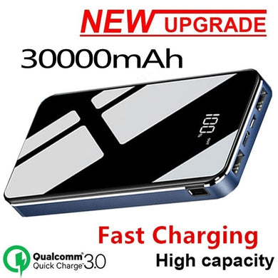 30000mAh Power Bank Portable