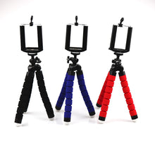 Load image into Gallery viewer, Mini Flexible Octopus Tripod For Smartphone