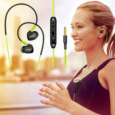 In-Ear Sport Earphones with MIC