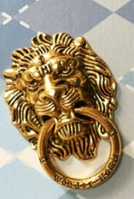 Load image into Gallery viewer, 360 Degree Lion Metal Finger Ring Smartphone Holder