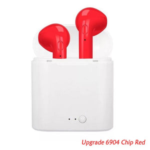 True Wireless HD Bluetooth Earbuds with Charging Box
