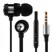 Load image into Gallery viewer, Super Bass Stereo Universal 3.5mm In-Ear Earphones