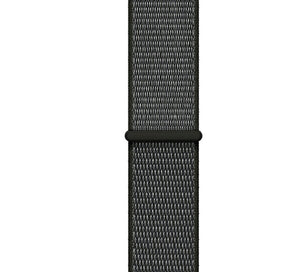Nylon Soft Breathable Sport Loop Adjustable Closure Wrist Strap for Apple Watch 3 2 1