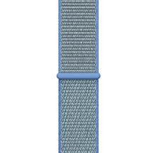 Load image into Gallery viewer, Nylon Soft Breathable Sport Loop Adjustable Closure Wrist Strap for Apple Watch 3 2 1