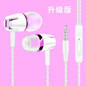 Night Light Luminous Earbuds With Mic
