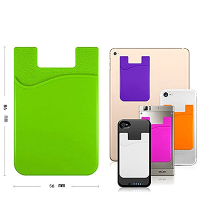 Universal Credit Pocket and ID Card Holder Slim Attachment For All Phones