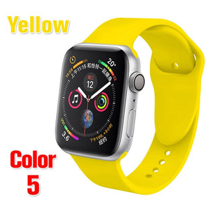 Sports ilSicone Band For Apple Watch Series 3 / 2
