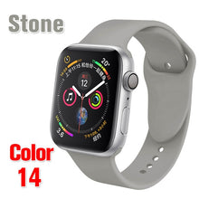 Load image into Gallery viewer, Sports ilSicone Band For Apple Watch Series 3 / 2
