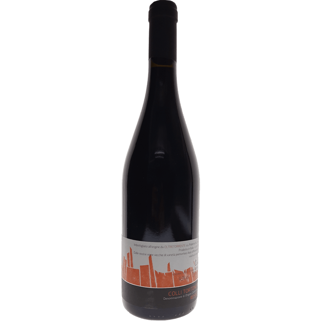 Oltretorrente Colli Tortonesi Barbera Dolcetto Barbera / Dolcetto 2018 (Case of six - sale price HKD 198 per bottle). Free shipping