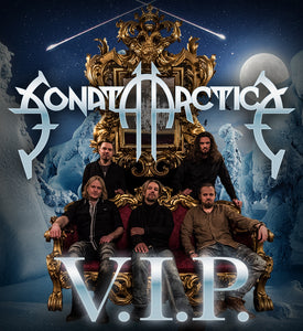 MEET & GREET 14 with SONATA ARCTICA - Wednesday, 27.11.2019 CH - Pratteln, Z7