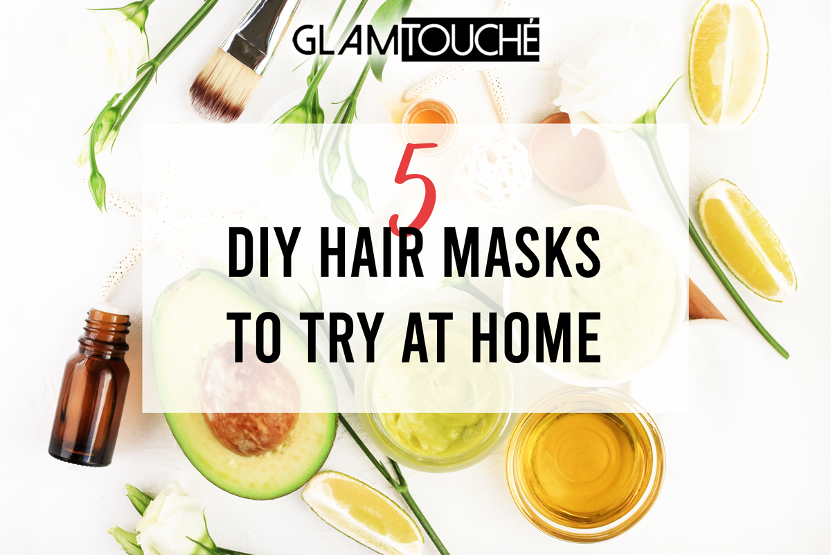 5 Best DIY Hair Masks for Your Ultimate Lockdown Glow Up