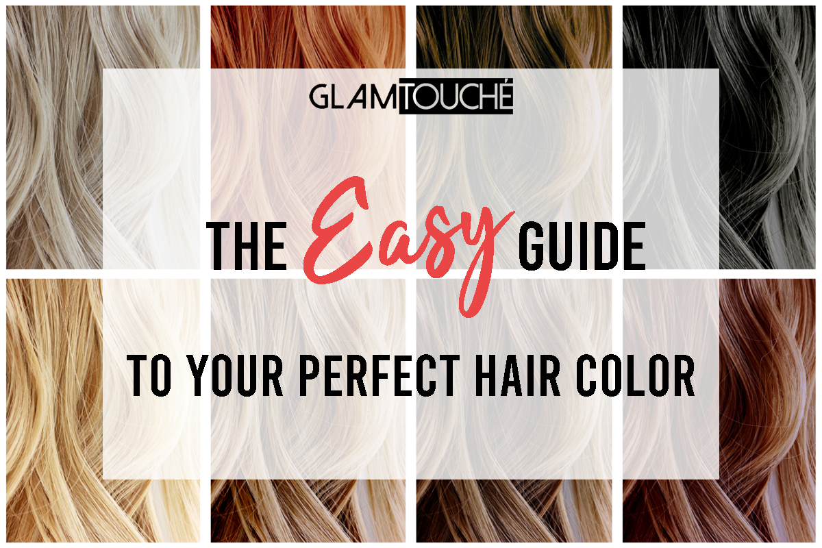 Watch Your Tone! The Ultimate Guide to Your Perfect Hair Color