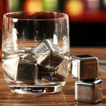 Stainless Steel Ice Cubes - Treat Yourself Emporium