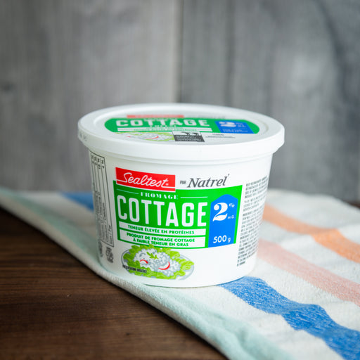 Fromage cottage 2% Natrel