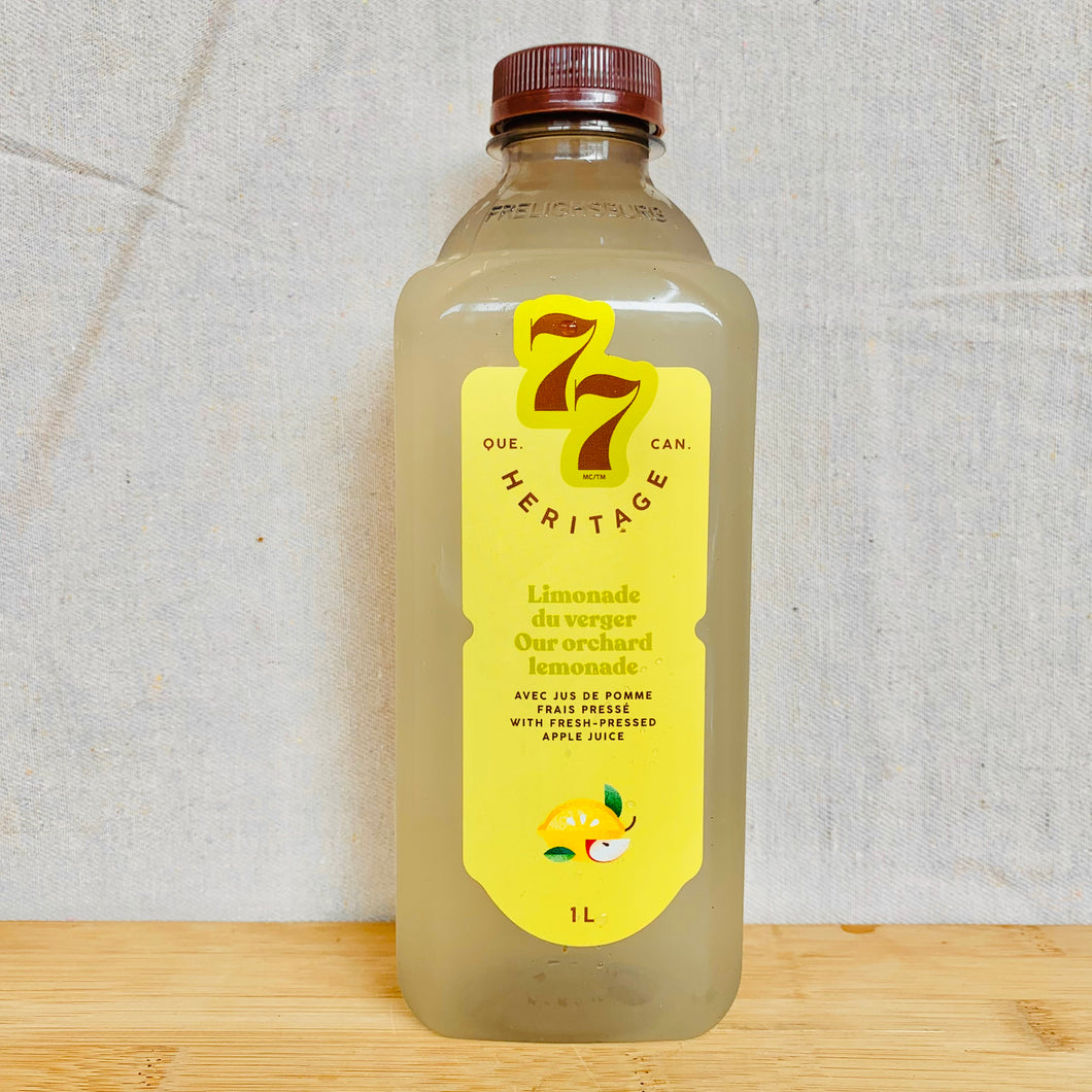 Limonade du Verger 1L