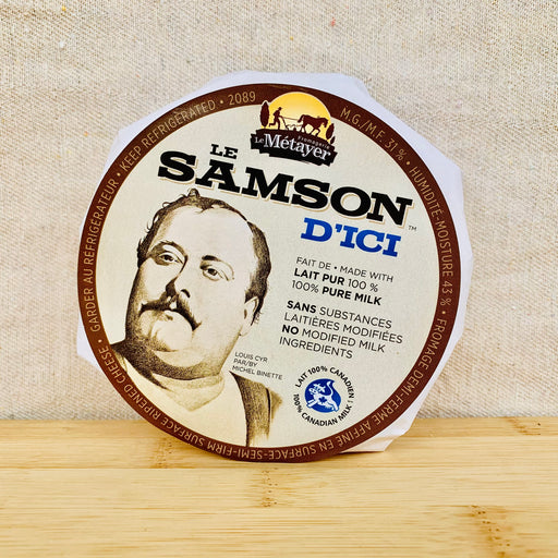 Fromage Le Samson d'ici