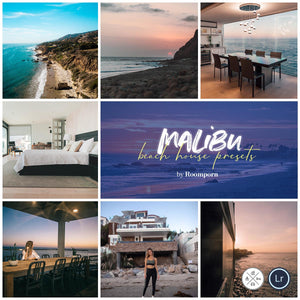 Malibu Lightroom Presets | Roomporn