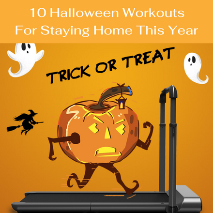 10 Halloween workouts recommended for staying home this year