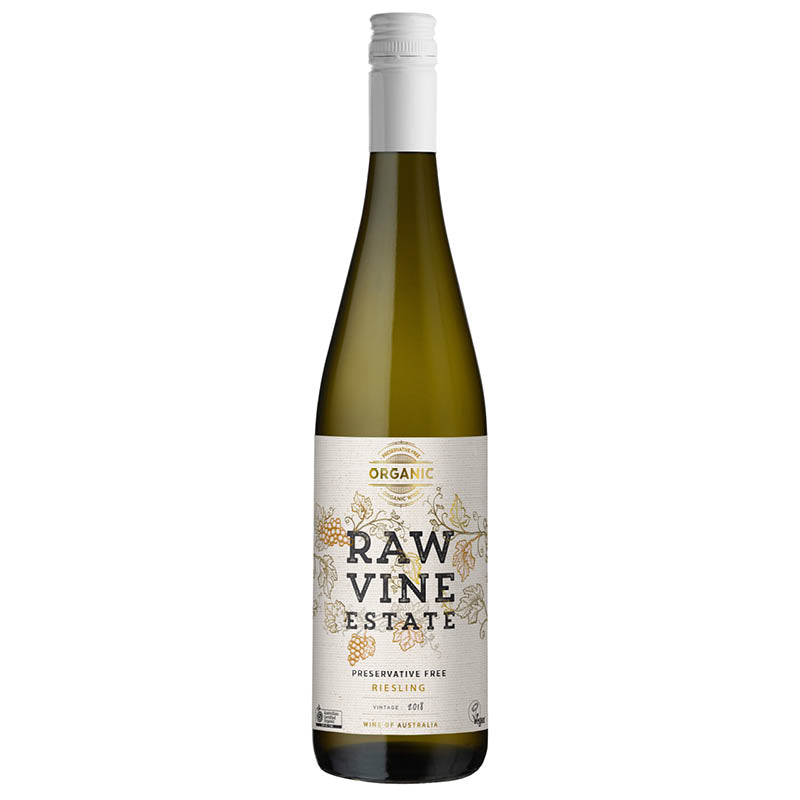 Raw Vine - Clare Riesling