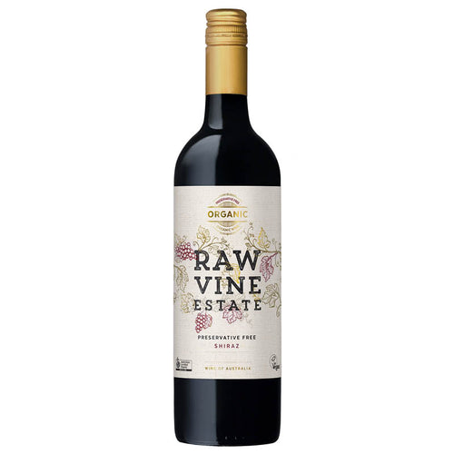 Raw Vine - Shiraz