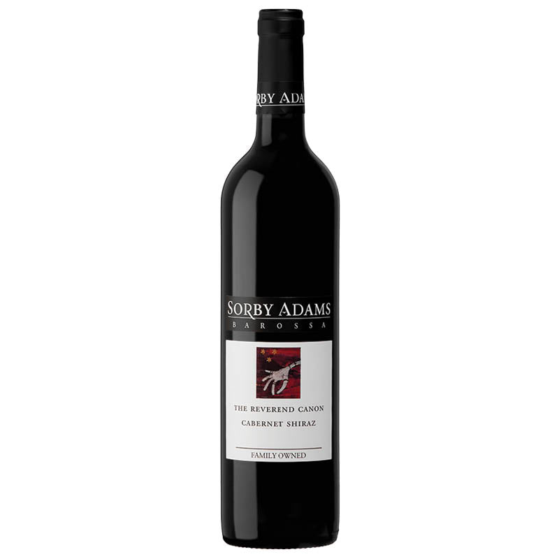 Sorby Adams - 2012 The Reverend Canon Cabernet Shiraz