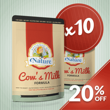 Load image into Gallery viewer, Cow's Milk Formula - Bundle of 10