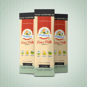 Cow's Milk Formula - 12 Travel Sticks