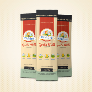 Goat's Milk Formula - 24 Travel Sticks