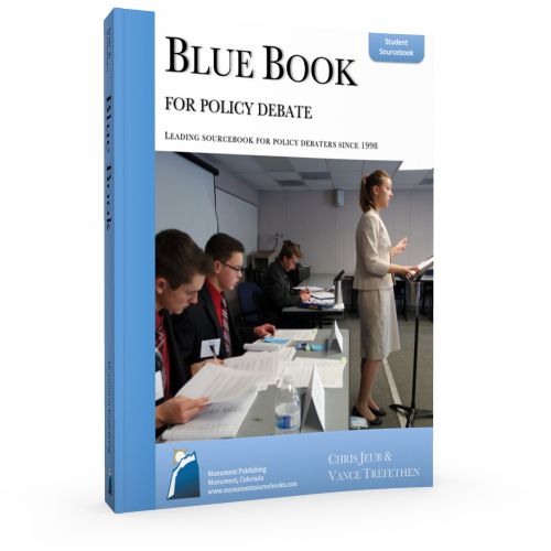 Blue Book for Policy Debate