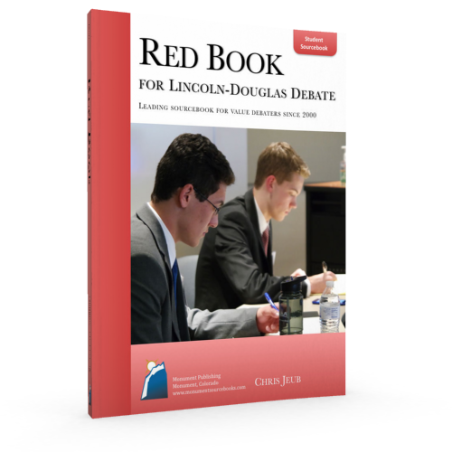 Red Book for Lincoln-Douglas Debate