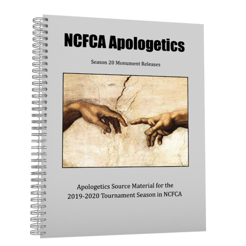 Season 20 NCFCA Apologetics: Complete Collection