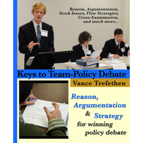 Keys to Team-Policy Debate