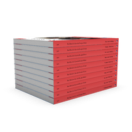 Red Books - Bulk Package of 10